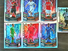 MATCH ATTAX 12/13 HUNDRED CLUB MATCH ATTAX EXTRA HAT TRICK HEROS PAIRS MINT