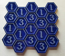 Gaming Tokens Double Sided