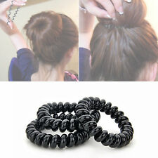 Multi Styling Ponytail Bobbles Hair Head Bands Elastic Hair Accessories Fashion