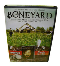 Boneyard/The Six Degrees of Helter Skelter DVD as seen on The Discovery Channel