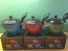 soup bowl with spoon  gift boxed s/b &spoon 1