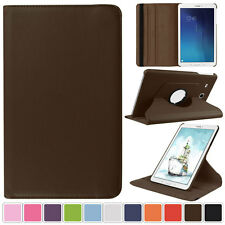 360 Rotating PU Leather Smart Cover For Samsung Galaxy Tab A 8.0 T350 Tablet