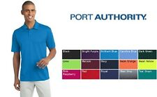 Port Authority Silk Touch Dri-Fit Polo Shirt  K540 Golf Mens