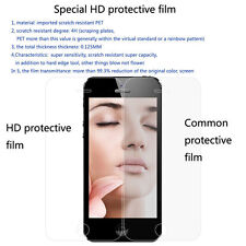 CLEAR Transparent LCD Screen Protector Shield Film Guard for Samsung Phone Cover
