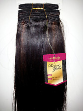 "100% HUMAN HAIR; REMI YAKI TANGLE FREE WEAVING;STRAIGHT;10"";FANTASTIC;WEFT;WOMEN"
