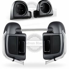 Lower Vented Fairings Speaker Pod fit 2014-2017 Harley Street Road Eletra Glide