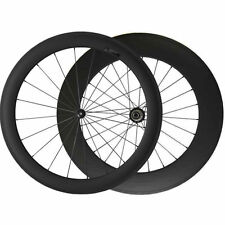 Straight Pull Hubs 60+88mm Clincher Carbon Wheels R36 Road Bike 1699g Wheelset