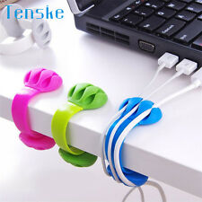 Wire Organizer Winder cord cable Holder Protector Wire Cord for laptop, Desktop