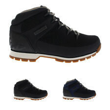 Mens Timberland Euro Sprint Fabric Walking Durable Hiking Ankle Boot US 7.5-13.5