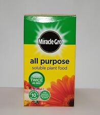 Miracle-Gro All Purpose Soluble Plant Food Carton 500g