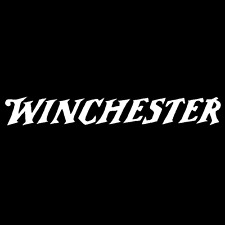Winchester Vinyl Decal Car Truck Window Sticker Gun Rifle Firearm Hunting Pistol