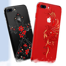 Phoenix Bling Diamond Case Cover For iPhone 6s 7 8 Plus With Swarovski Elements