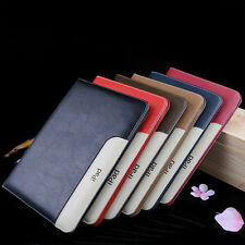 """Luxury Leather Smart Case Stand Magnetic Cover for iPad 2 3 4 Air Mini Pro 9.7"""""""