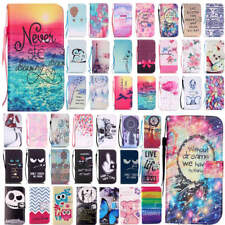 Luxury Card Holder Wallet Flip PU Leather Phone Case Cover For iPhone Samsung LG