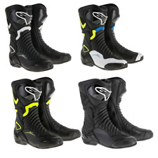 Alpinestars SMX 6 V2 Track Road Sport Performance Motorcycle Boot