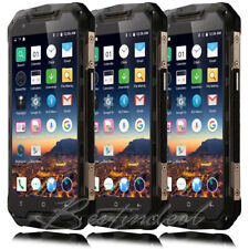 "Waterproof Phone 5"" Touch Dual SIM Shockproof Smart Mobile CellPhone Unlocked 8G"