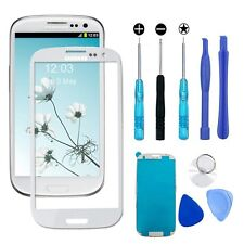 Front Outer Screen Glass Lens Replacement/ Tools Kit for Samsung Galaxy S3 AT&T