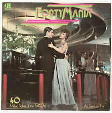 FortyMania - 40 Million Sellers of the 1940's  Various Vinyl Record