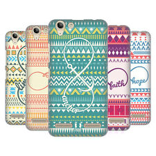 HEAD CASE DESIGNS INFINITY AZTEC HARD BACK CASE FOR LENOVO VIBE K5