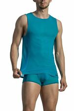 Olaf Benz Men's RED 1565 Tanktop Mens Sleeveless T-Shirt Muscle Top Sale RRP £28