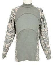 ARMY ISSUE ACU DIGITAL FLAME RESISTANT COMBAT SHIRTS LONG SLEEVE FR SHIRT ACS