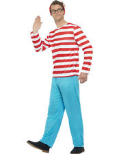 Wheres Wally Mens Costume