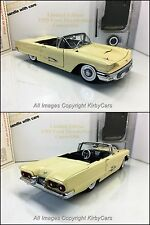 Danbury Mint 1959 FORD THUNDERBIRD CONVERTIBLE LE- NMIB! VERY RARE! OUTSTANDING!