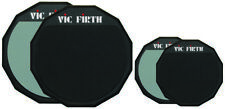 Vic Firth Double-Sided Practice Pad, 12 - PAD12D