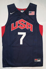 Russell Westbrook Jersey Men's 2012 London Olympics Team USA NWT - Blue