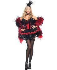 New Be Wicked BW1060 Sexy Speak Easy Saloon Girl Adult Halloween Costume