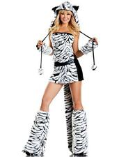 New Be Wicked BW1292 Tasty Tiger Sexy Adult Halloween Costume
