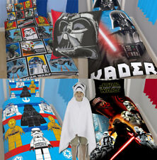 New Official Star Wars Duvet Cover Force Cartoon Character Kid Reversible Single