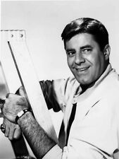 Dean Martin and Jerry Lewis smiling in White Sleeves High Quality Photo