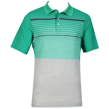 New KJUS Stevie Golf Polo - Cell Stone