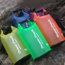 Waterproof Dry Bag Sack Large Pouch Canoe Floating Boating Kayaking Camping 1211