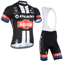 Team Giant Alpecin Cycling Jersey and Bib Shorts Set (UK SELLER)