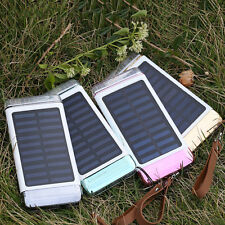 6000mah Creative Solar Charger Power Bank External Battery For Mobile Phones EW