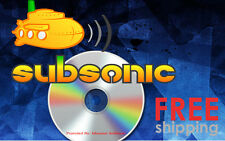 Subsonic Subsonic Is A Complete, Personal Media Streaming Solution