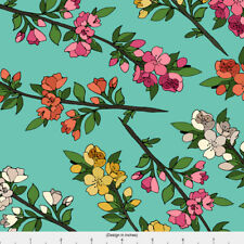 Spring Blossom Fabric Printed by Spoonflower BTY