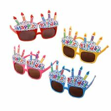 Hot Funny Party Glasses Happy Birthday Novel Sunglasses Theme Party Supplies