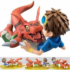 Digimon loveliness Matsuda Takato Guilmon Tamers lovely figma action figure toy