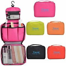 Makeup Travel Cosmetic Bag Case Multifunction Pouch Toiletry Organizer Bag Pouch