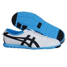 ASICS Onitsuka Tiger Rio Runners Sneakers Light Weight Shoes Casual White Blue