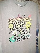 SMOKY MOUNTAIN ANCHOR COLOR T-SHIRT ~ COLOR ANCHOR T-SHIRT ~ SIZE SELECT