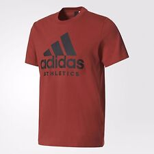 Adidas Originals Mens Trefoil Cotton Crew Neck Short Sleeve Tee T-shirt