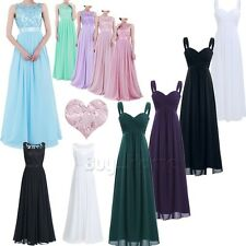Women BOHO Long Evening Party Cocktail Prom Gown Floral Summer Beach Maxi Dress
