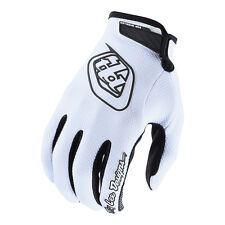 Troy Lee Designs Air Ventilated Off-Road Gloves - White - Adult Small-2XL