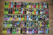 XY Black Star Promos XY01 to XY120 Holo Foil Rare Promo Pokemon Cards