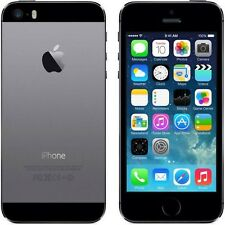 """Apple iPhone 5S- 16 32 64GB GSM """"AT&T ONLY"""" Smartphone Gold Gray Silver Phone"""