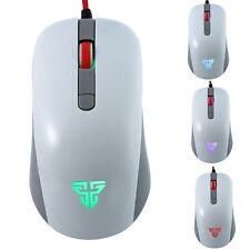 Adjustable 2400DPI Optical LED USB Wired Game Gaming Gamer Office Computer Mouse